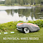 Automower® EPOS Mowing without Boundaries