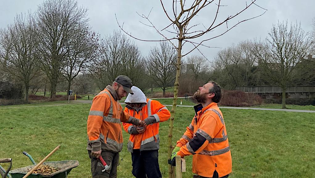 Broughton & Middleton Tree Planting 1022 X 580