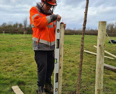 Broughton and Middleton Tree Planting 4